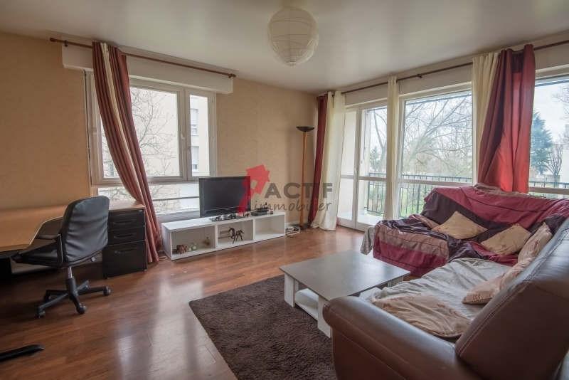 Vente appartement Evry 140000€ - Photo 2