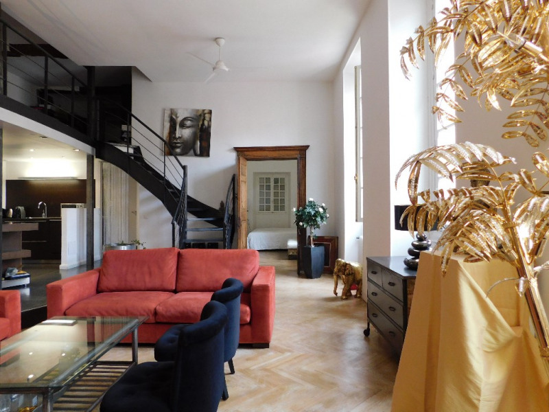 Vente de prestige appartement Nice 820 000€ - Photo 2