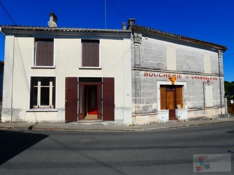 Vente maison / villa St laurent de cognac 86930€ - Photo 1
