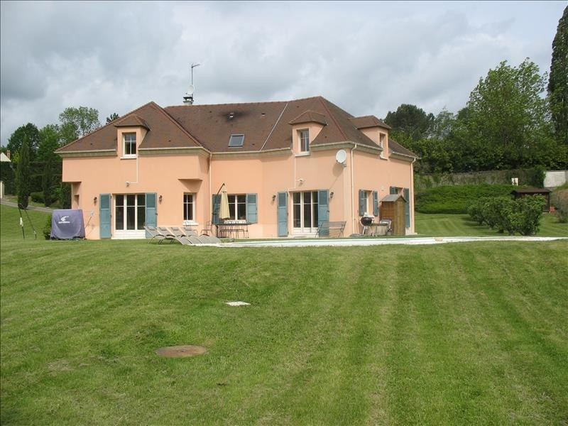 Rental house / villa Chambourcy 3 774€ CC - Picture 1