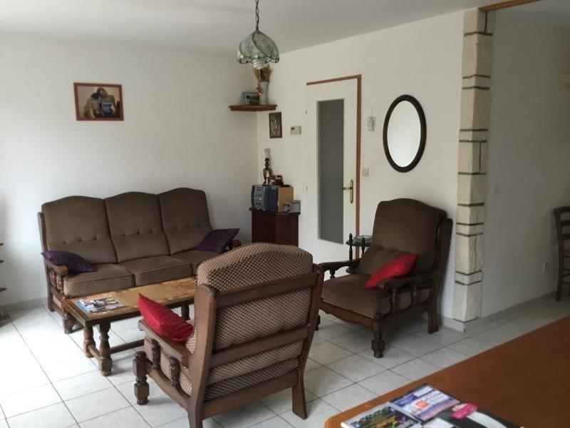 Sale house / villa St laurent blangy 153000€ - Picture 2