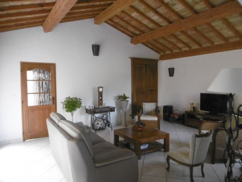 Vente maison / villa Aubais 399500€ - Photo 6