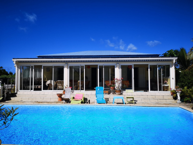 Sale house / villa Saint-andré 445000€ - Picture 1