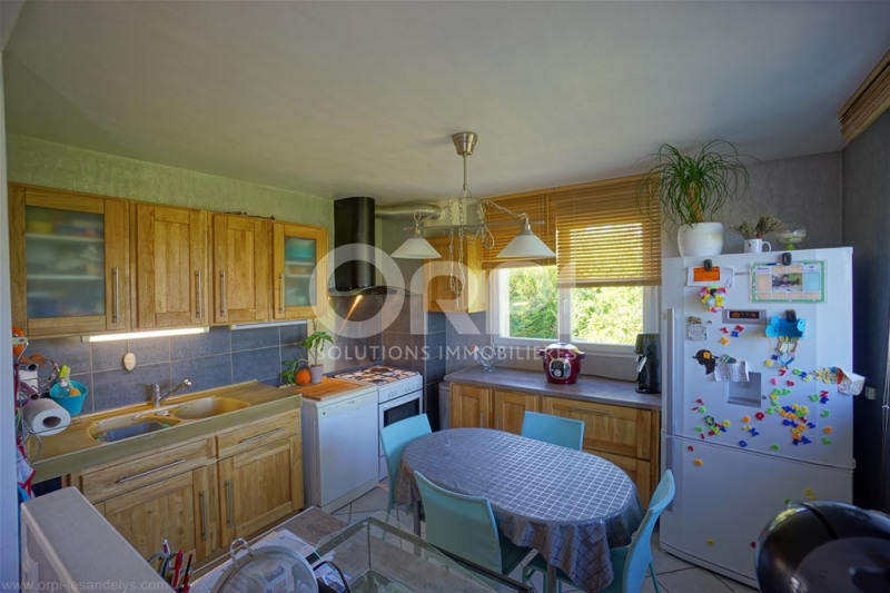 Vente maison / villa Gaillon 232000€ - Photo 2