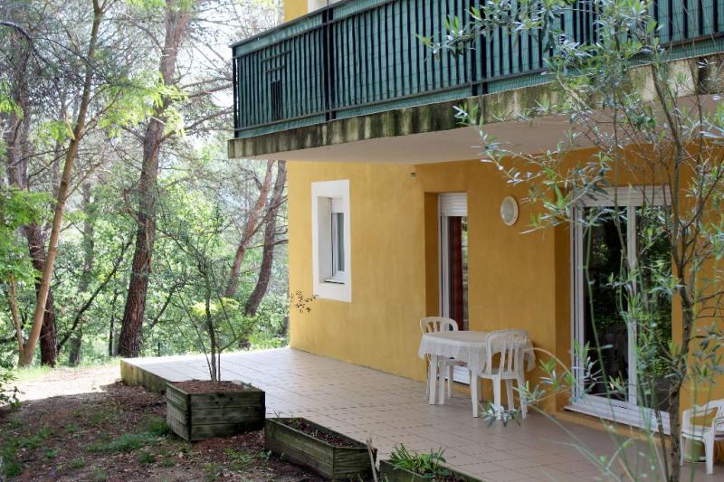 Alquiler vacaciones  apartamento La roque d'antheron 562,50€ - Fotografía 3