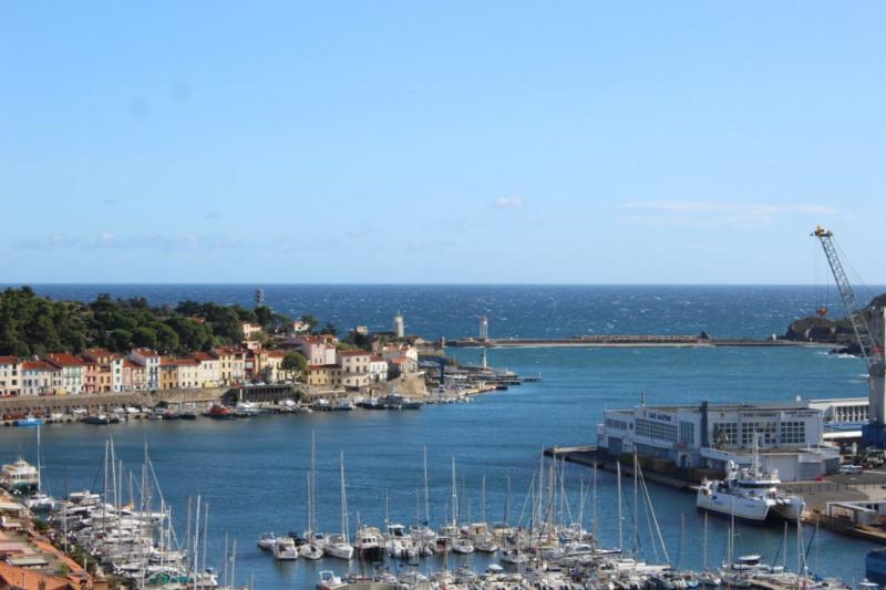 Sale apartment Port vendres 220000€ - Picture 1