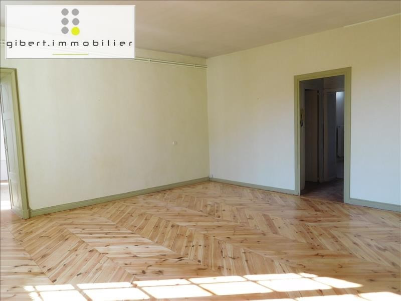 Rental apartment Le puy en velay 736,79€ CC - Picture 1