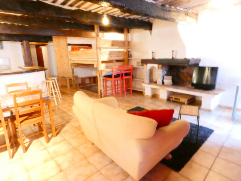 Vente appartement Greolieres 70 000€ - Photo 2