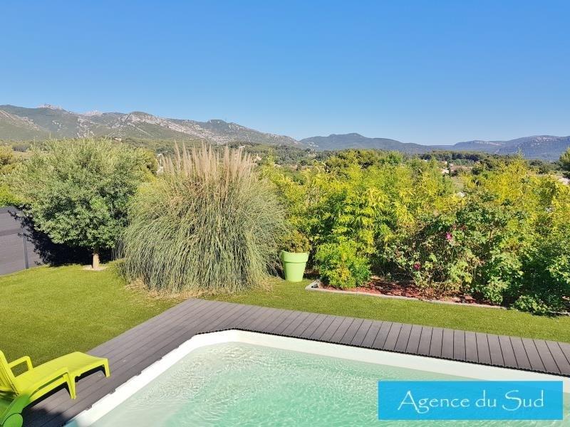 Vente de prestige maison / villa Aubagne 582000€ - Photo 6