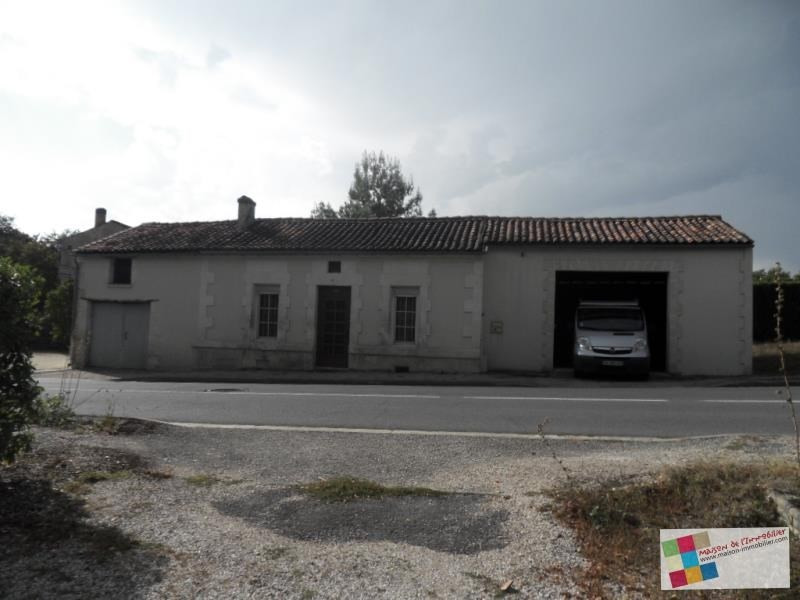 Vente maison / villa St brice 107 000€ - Photo 1