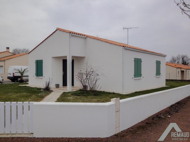 Rental house / villa Aizenay 635€ CC - Picture 1