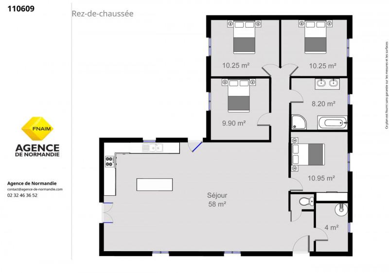 Vente maison / villa Montreuil-l'argillé 110000€ - Photo 7
