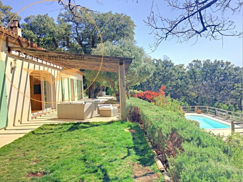 Deluxe sale house / villa La garde freinet 1207500€ - Picture 1