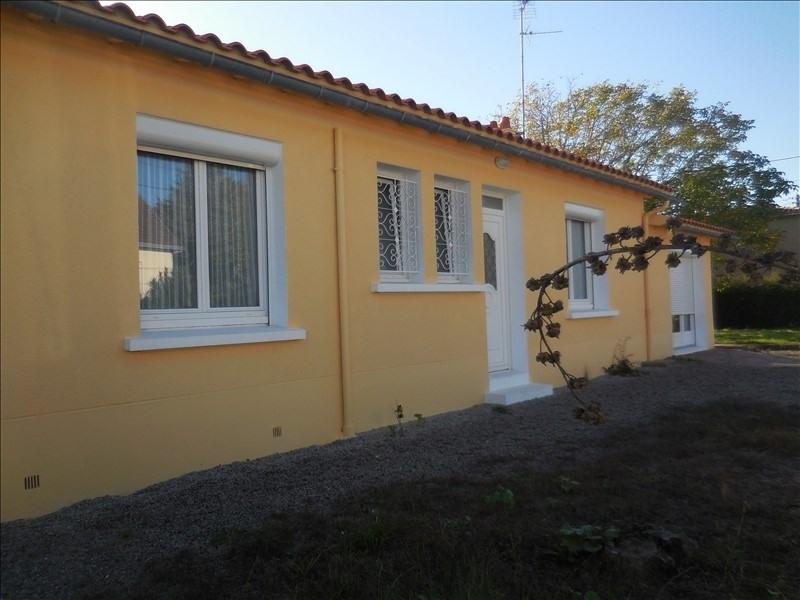 Location maison / villa La roche sur yon 680€ CC - Photo 1