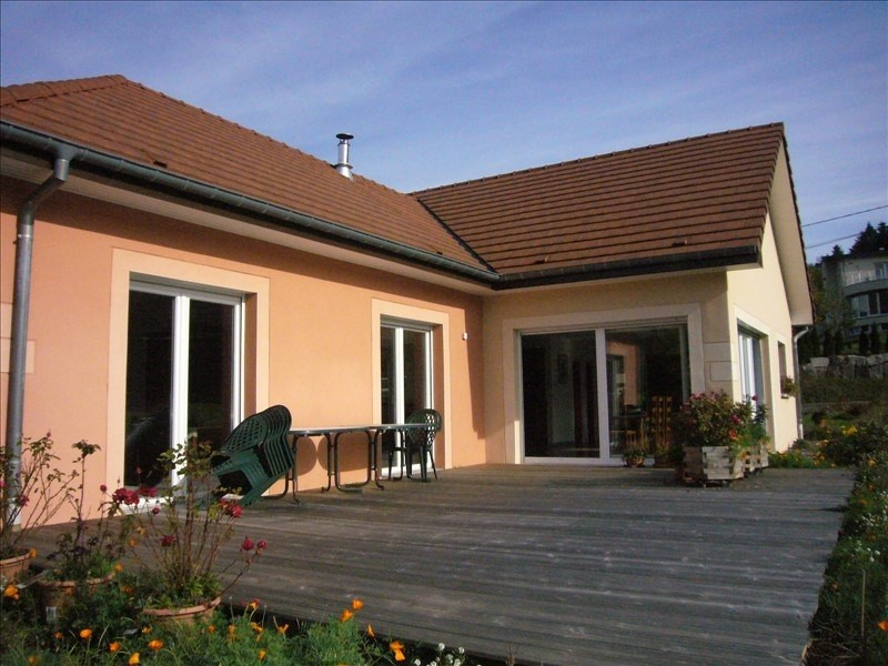 Vente maison / villa Saint-die 275 600€ - Photo 1