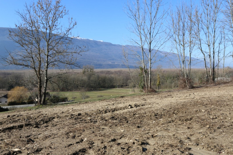 Vente terrain Ruffieux 86400€ - Photo 1
