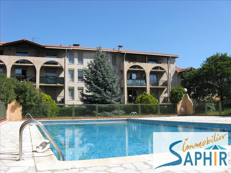 Sale apartment Toulouse 81000€ - Picture 2