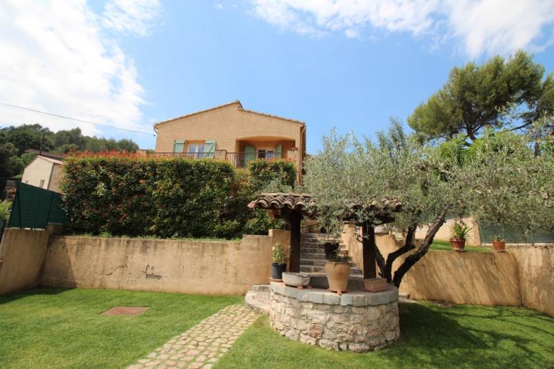 Sale apartment Contes 279000€ - Picture 1