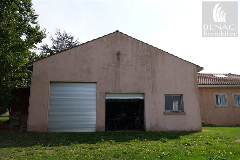 Revenda casa Teillet 247000€ - Fotografia 9