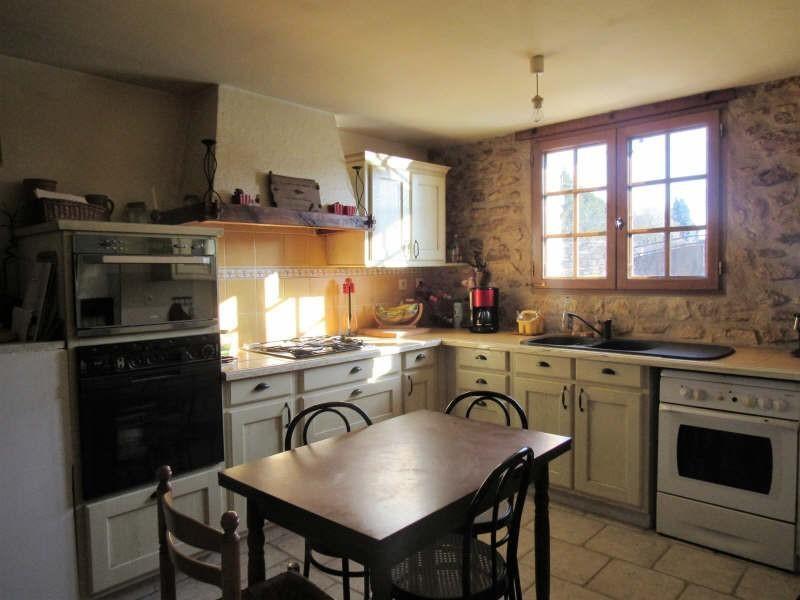 Revenda casa Chaufour les bonnieres 303000€ - Fotografia 3