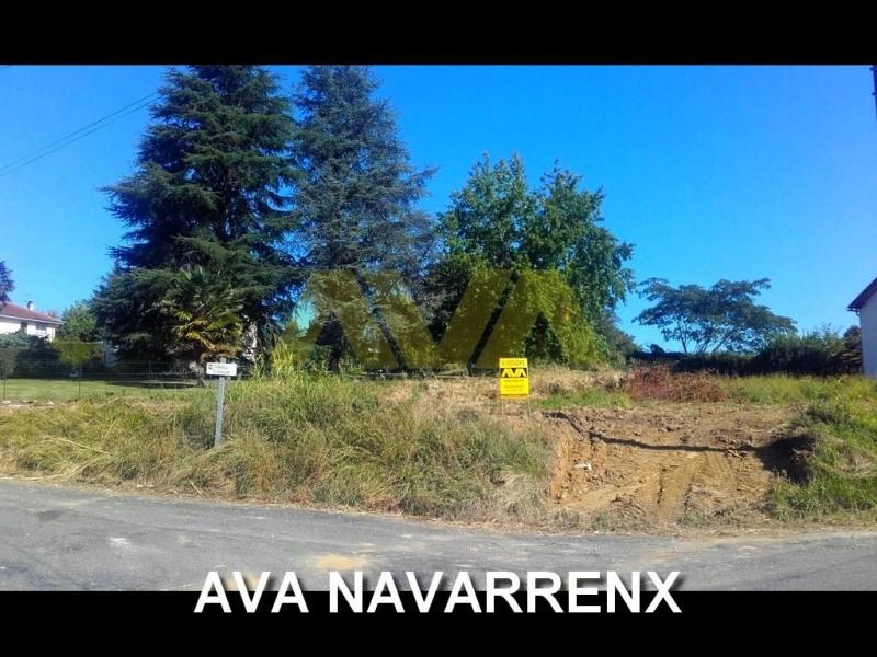 Vendita terreno Navarrenx 33000€ - Fotografia 1