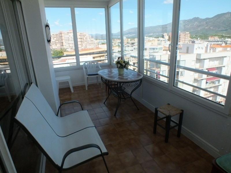 Alquiler vacaciones  apartamento Roses santa-margarita 680€ - Fotografía 15