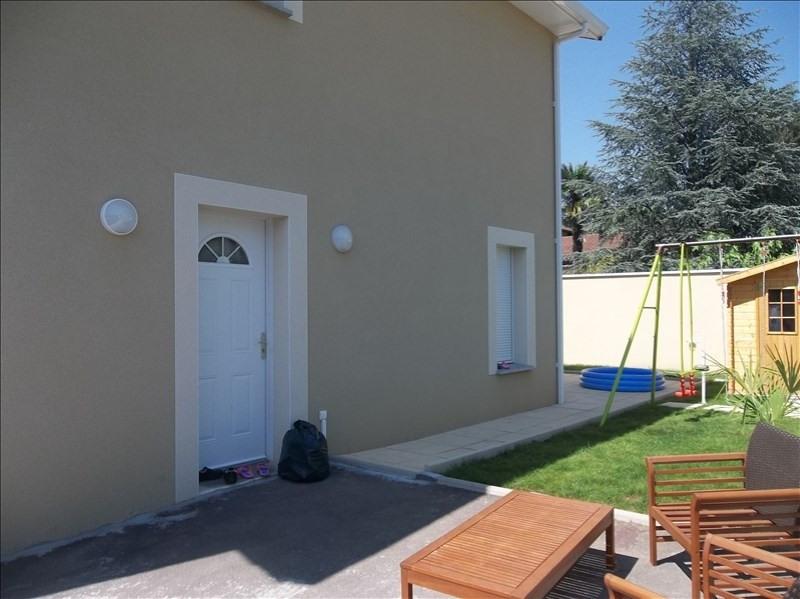 Vente maison / villa St romain de jalionas 218000€ - Photo 1