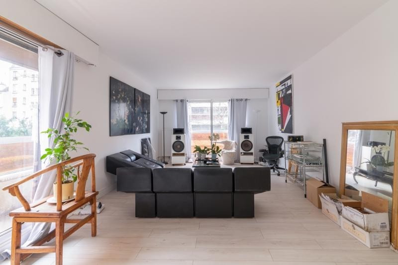 Deluxe sale apartment Paris 5ème 1150000€ - Picture 2