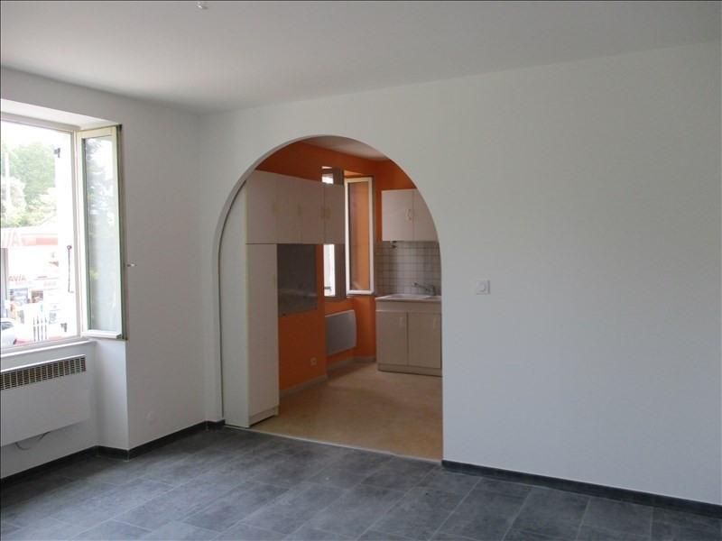 Rental apartment Montboucher sur jabron 605€ CC - Picture 1