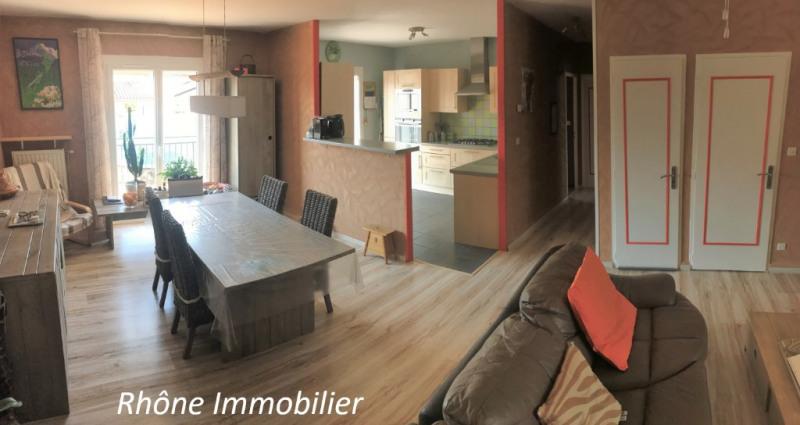 Vente maison / villa Jonage 370000€ - Photo 4