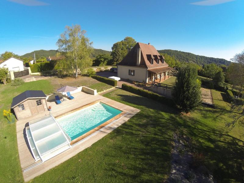 Sale house / villa Saint-cyprien 368500€ - Picture 2