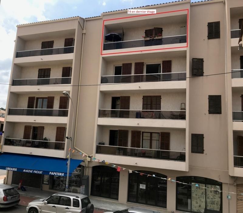 Vente appartement Propriano 260000€ - Photo 1