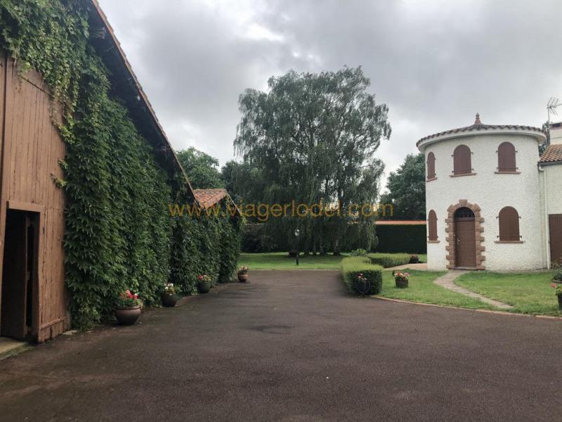 Lijfrente  huis St denis la chevasse 133600€ - Foto 5