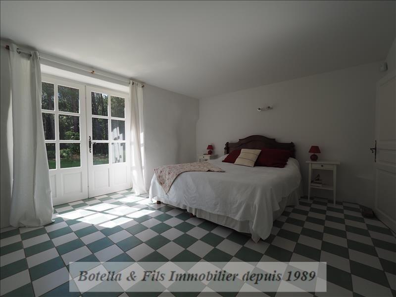 Verkoop van prestige  huis Uzes 778000€ - Foto 12