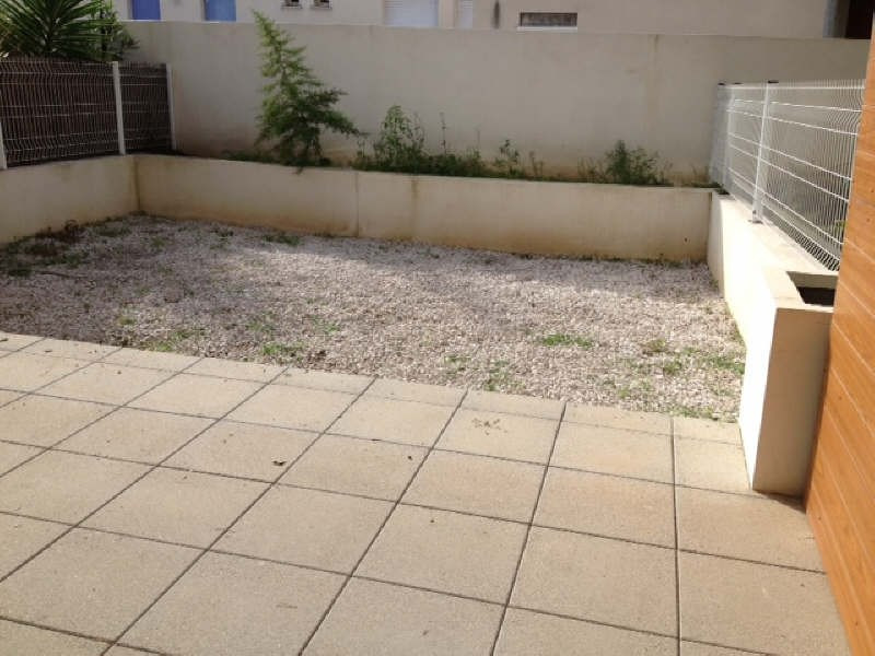 Rental apartment Sete 600€ CC - Picture 1