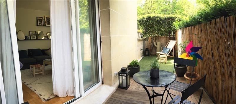 Sale apartment Vaucresson 375000€ - Picture 3