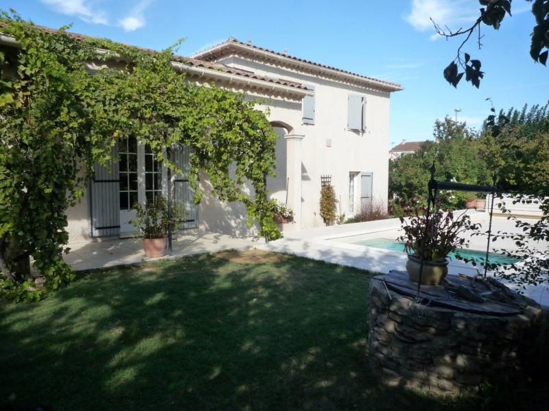 Sale house / villa Orange 349000€ - Picture 1