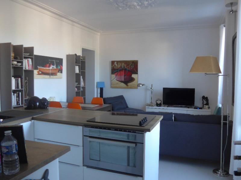Verkoop  appartement Le palais 233250€ - Foto 6