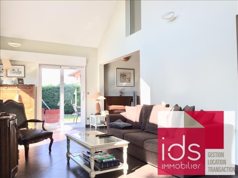 Immobile residenziali di prestigio casa Challes les eaux 595000€ - Fotografia 4