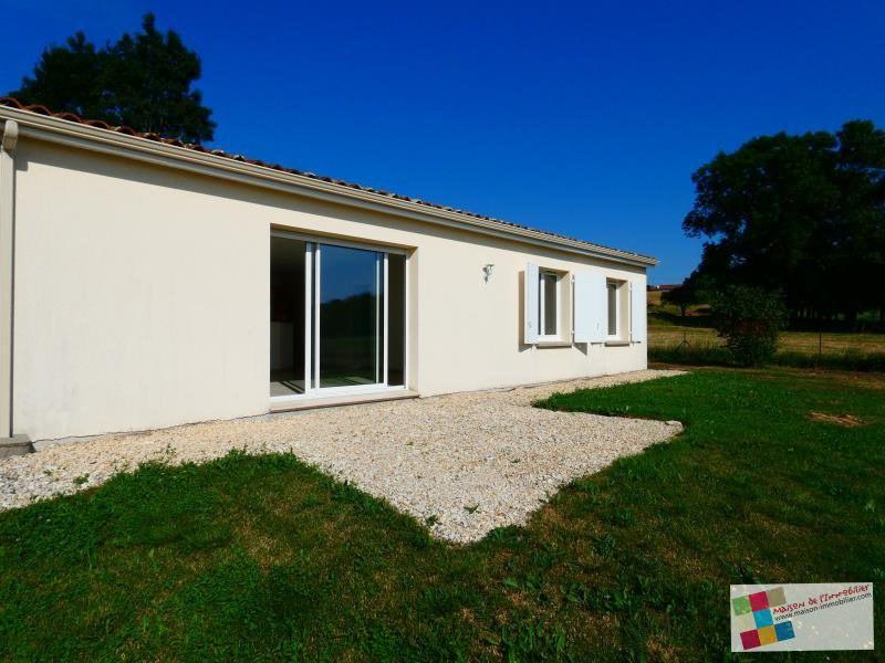 Vente maison / villa Reparsac 144450€ - Photo 2