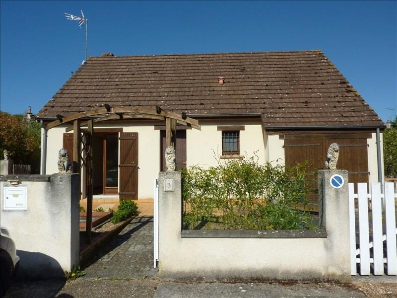 Location maison / villa Mazange 487€ CC - Photo 1