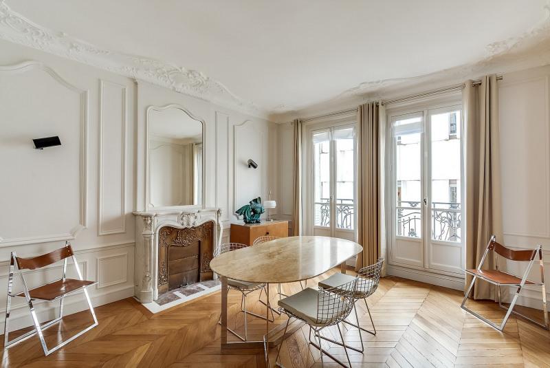 Alquiler  apartamento Paris 17ème 4240€ CC - Fotografía 4