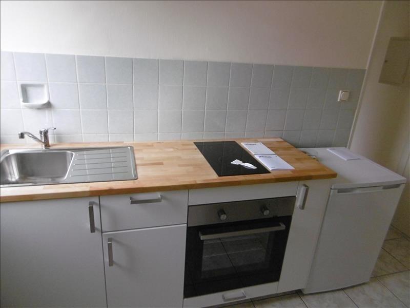 Rental apartment Mulhouse 390€ CC - Picture 1