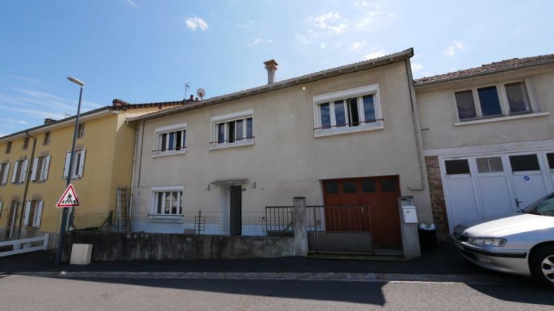 Vente maison / villa Nantiat 109000€ - Photo 1