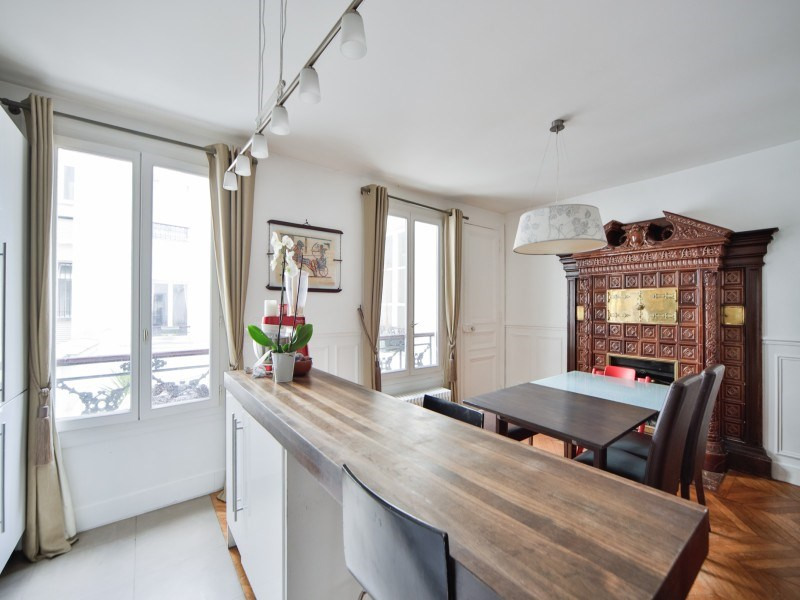 Verkauf von luxusobjekt wohnung Paris 9ème 1144000€ - Fotografie 3
