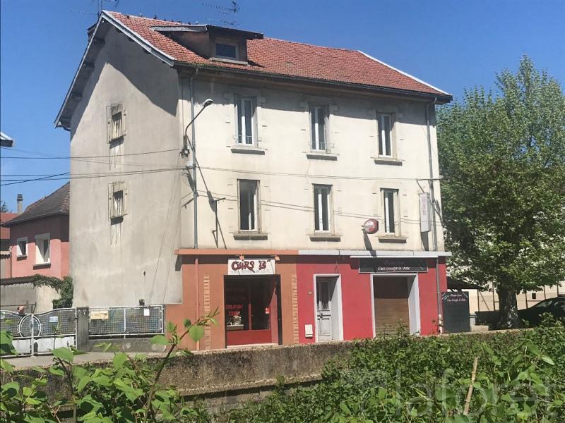 Sale shop La tour du pin 105000€ - Picture 2
