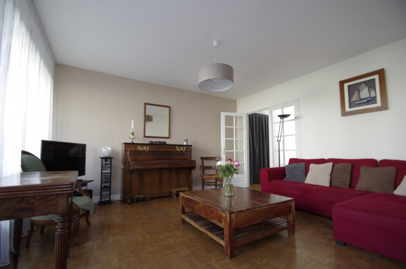 Beaux volumes pour cet appartement de 105 m² avec garage