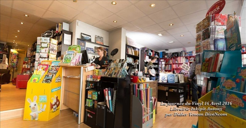 Commercial property sale shop Antony 170 000€ - Picture 1