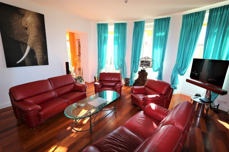 Venta de prestigio  apartamento Nice 1110000€ - Fotografía 3