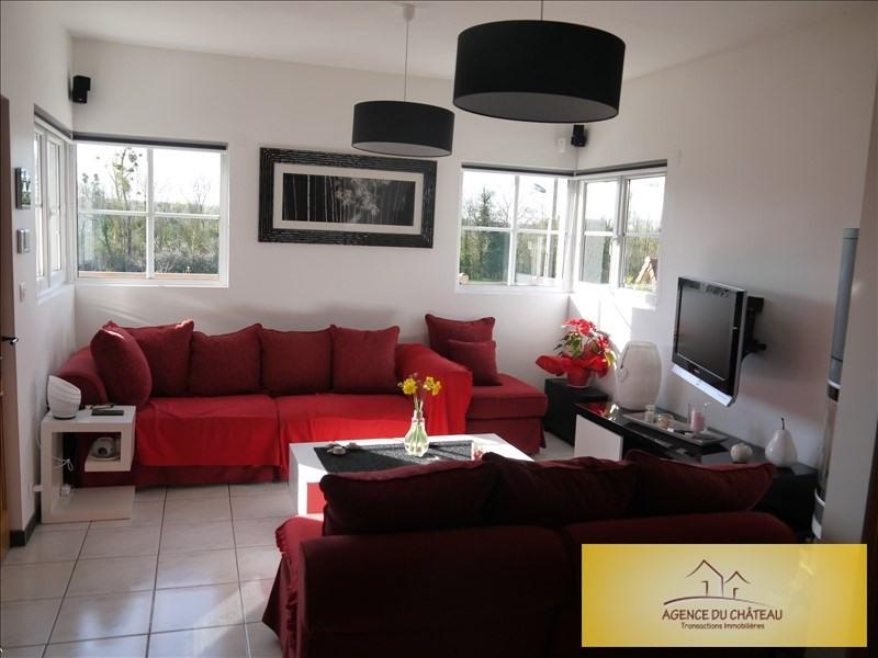 Sale house / villa Mousseaux sur seine 265000€ - Picture 4